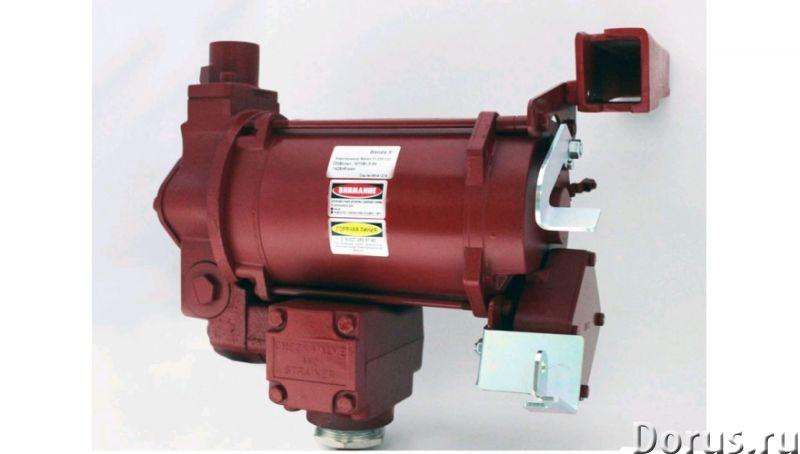 Насос Benza 21-24-40 для перекачки дт - Промышленное оборудование - Прямая продажа оптом и в розницу..., фото 1