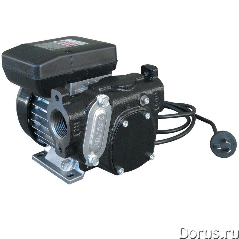 Насос AC Pump Piusi Panther 56 400/60 - Промышленное оборудование - Прямая продажа оптом и в розницу..., фото 1