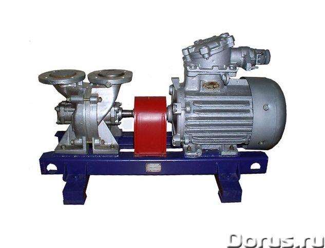 Насосный агрегат асвн 80 - Нефтепродукты и ГСМ - Агрегат насосный АСВН-80 для перекачивания чистых б..., фото 1
