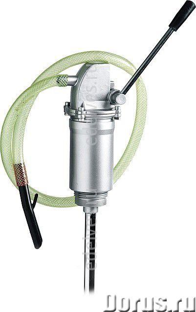 Ручной роторный насос Piston hand pump - Промышленное оборудование - Ручной бочковой насос для перек..., фото 1