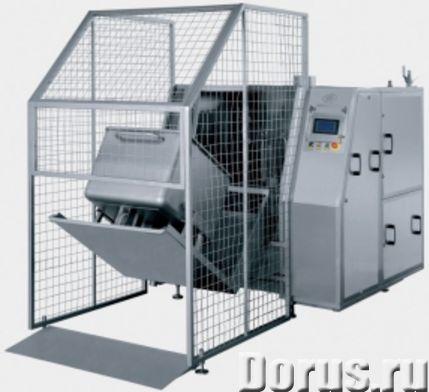 Мойка тележек от 20 штук в час от производителя - Промышленное оборудование - Компания ООО Агроконти..., фото 1