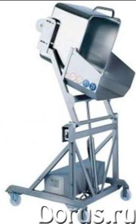Подъёмник опрокидыватель из нержавейки AISI 304 - Промышленное оборудование - ООО Агроконтинент прои..., фото 1