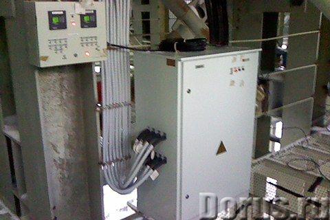Очистка бункеров, солосов, циклонов, продуктопроводов - Промышленное оборудование - Предлагаем новую..., фото 1