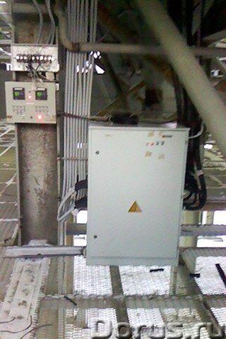 Очистка бункеров, солосов, циклонов, продуктопроводов - Промышленное оборудование - Предлагаем новую..., фото 2