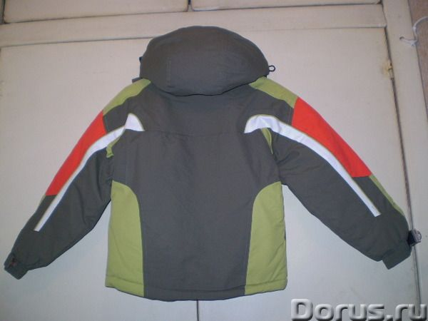 Термокомплект, новый - Детские товары - Термокомплект «SKORPIAN»: куртка+брюки, зима (мембранный) р1..., фото 2