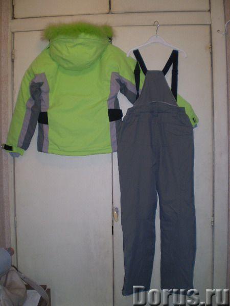 Термокостюм новый - Одежда и обувь - Термокостюм «TORAY»: куртка+полукомбинезон, зима(мембранный,до..., фото 2