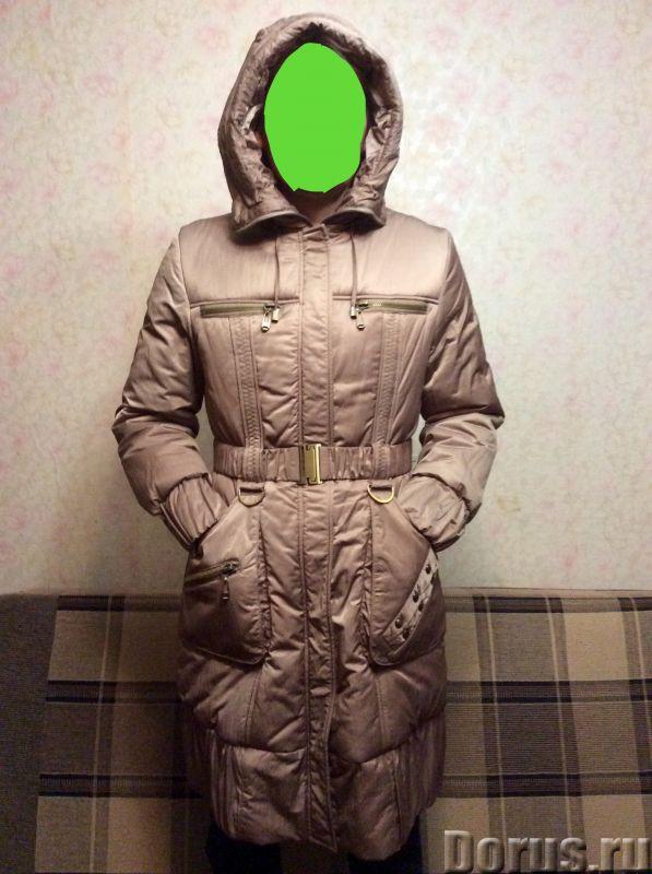 Зимний пуховик - Одежда и обувь - Зимний пуховик FulanXin Италия (полупальто) для девушки/женщины р4..., фото 1