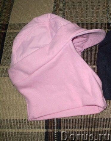 Кепка-шлем новый - Детские товары - Кепка-шлем для девочки (тёмных нет!) 5-9лет, осень-зима. Цвет -..., фото 1