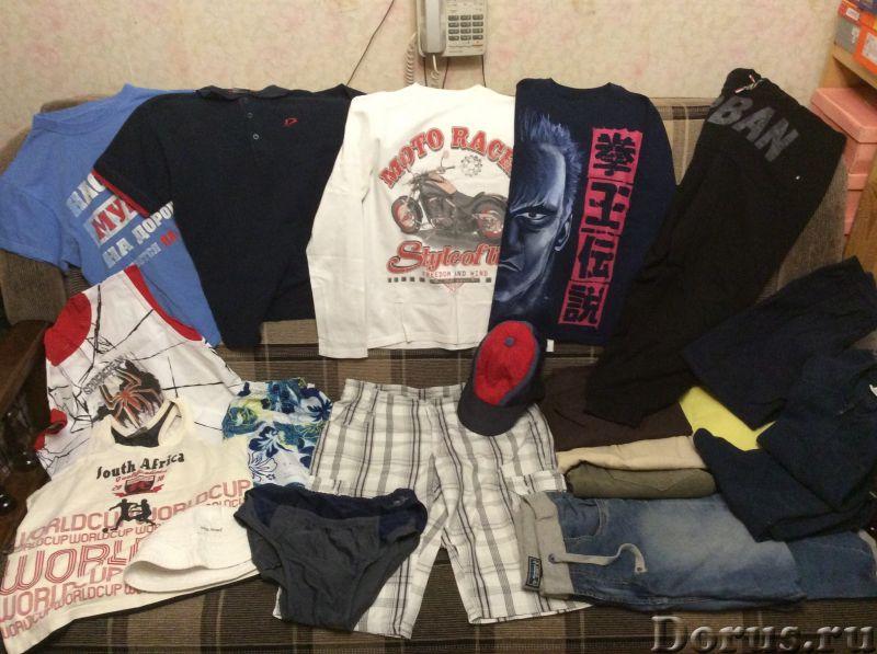 Вещи для мальчика-подростка б/у - Детские товары - Вещи для плотного мальчика-подростка р150-176, Б/..., фото 1