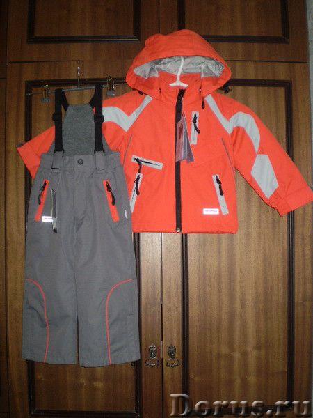 Комплект осенний новый - Детские товары - Комплект «SKORPIAN» осень-весна : куртка + брюки р92, р98..., фото 1