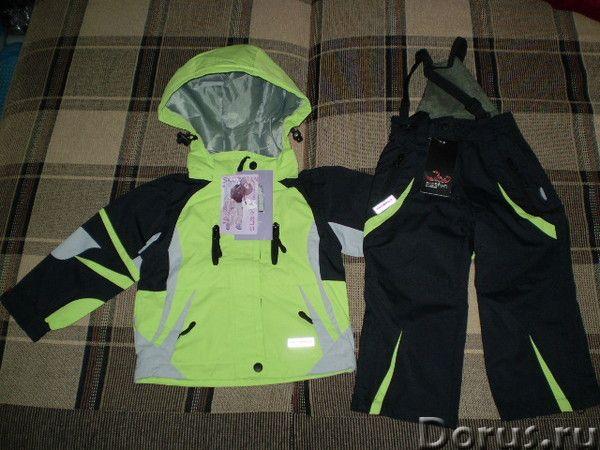 Комплект осенний новый - Детские товары - Комплект «SKORPIAN» осень-весна : куртка + брюки р92, р98..., фото 2