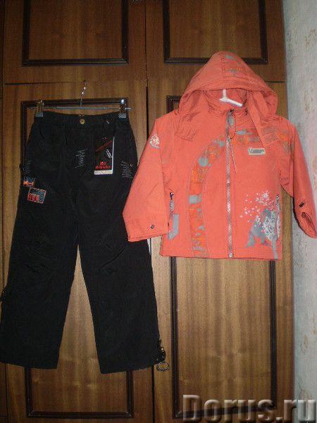 Куртка и брюки осенние новые - Детские товары - Куртка STS весенне-осенняя(утеплённая) р110, р116, р..., фото 1