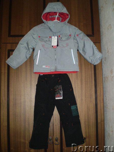 Куртка и брюки осенние новые - Детские товары - Куртка STS весенне-осенняя(утеплённая) р110, р116, р..., фото 2