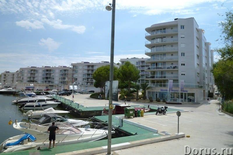 Квартиры нового комплекса с бассейном в престижном курортном городке на побережье Коста Брава - Недв..., фото 2