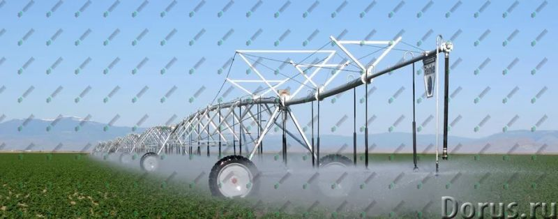 Дождевальные машины - Сельхоз и спецтехника - Дождевальные машины Компания Биокомплекс осуществляет..., фото 3