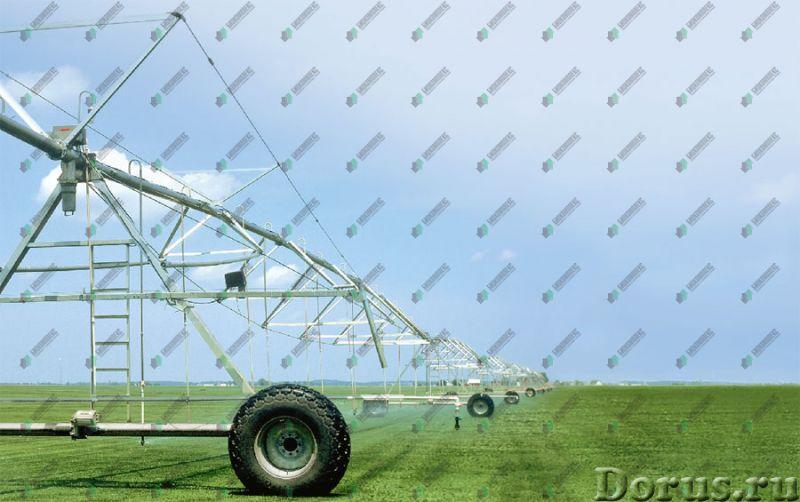 Дождевальные машины - Сельхоз и спецтехника - Дождевальные машины Компания Биокомплекс осуществляет..., фото 6