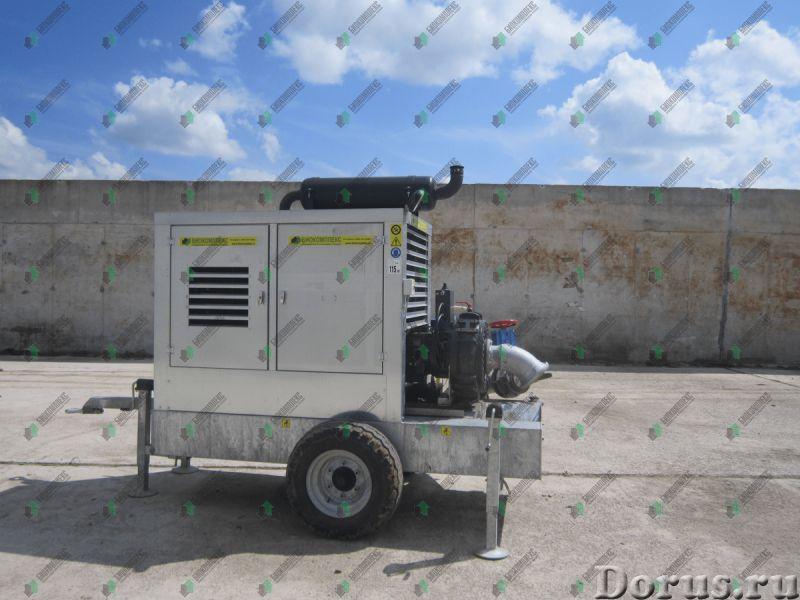 Откачка навоза - Прочие услуги - Контрактное внесение навоза (откачка навоза) Компания Биокомплекс о..., фото 3
