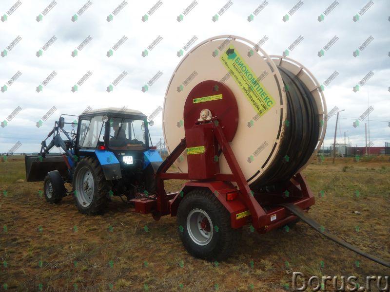 Откачка навоза - Прочие услуги - Контрактное внесение навоза (откачка навоза) Компания Биокомплекс о..., фото 9