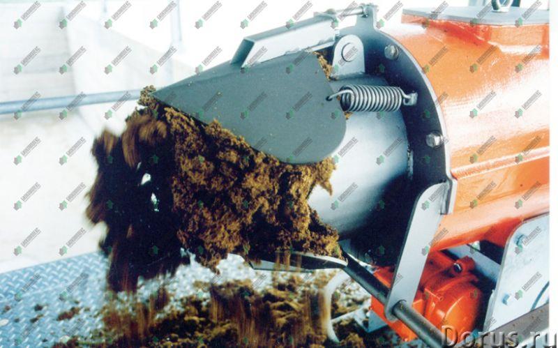 Шнековые сепараторы Биокомплекс - Промышленное оборудование - Преимущества разделения навоза на жидк..., фото 1