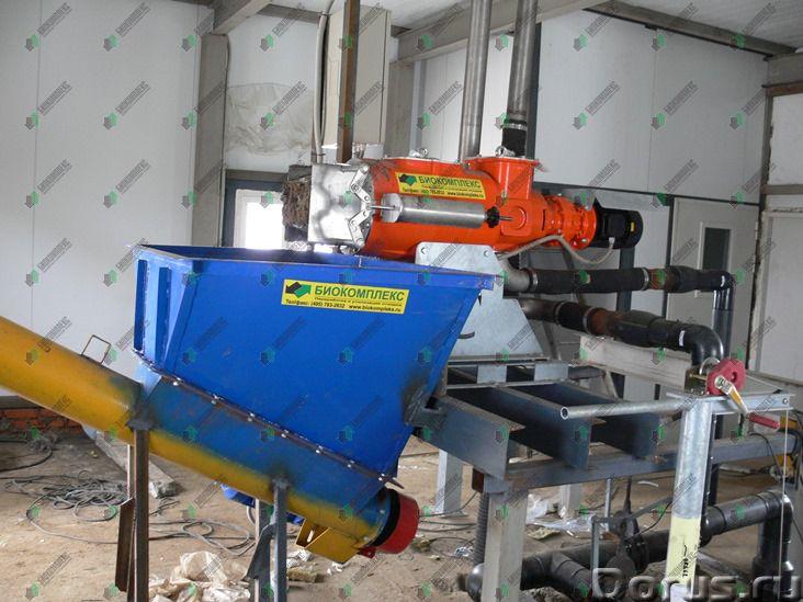 Шнековые сепараторы Биокомплекс - Промышленное оборудование - Преимущества разделения навоза на жидк..., фото 2
