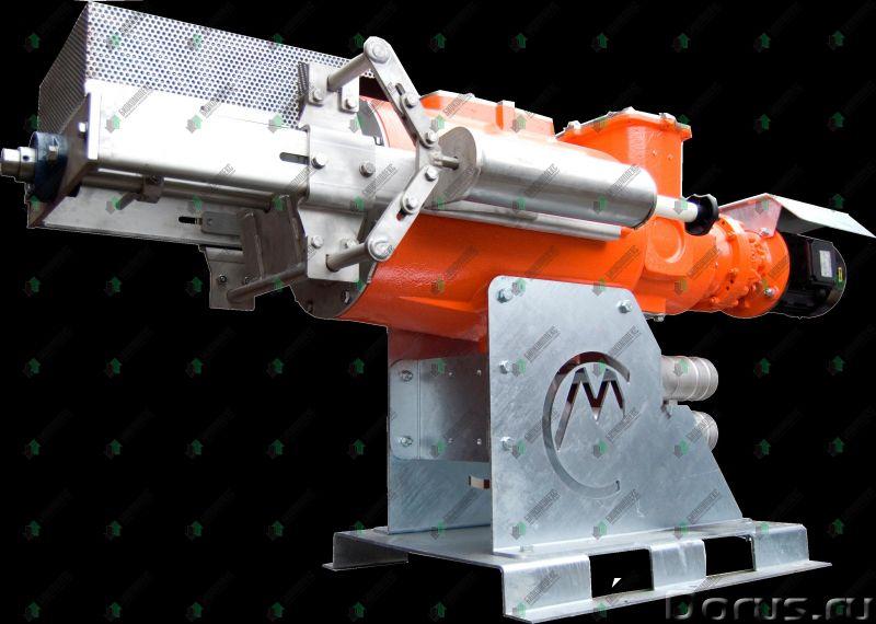 Шнековые сепараторы Биокомплекс - Промышленное оборудование - Преимущества разделения навоза на жидк..., фото 3