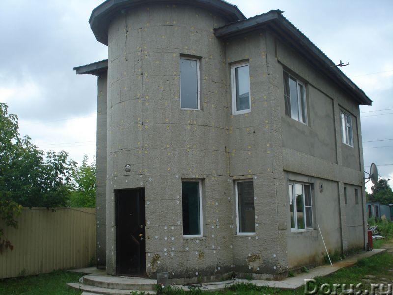 Дом 100 кв.м. с отдельностоящей пекарней под ключ на участке 15 соток 20 км МКАД - Дома, коттеджи и..., фото 1