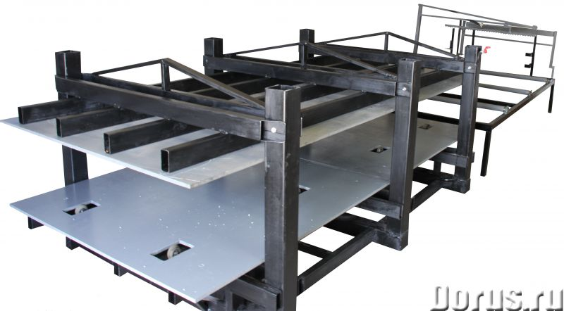 Оборудование для производства СИП-панелей - Промышленное оборудование - Строительство домов из СИП-п..., фото 1