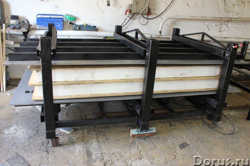 Оборудование для производства СИП-панелей - Промышленное оборудование - Строительство домов из СИП-п..., фото 4
