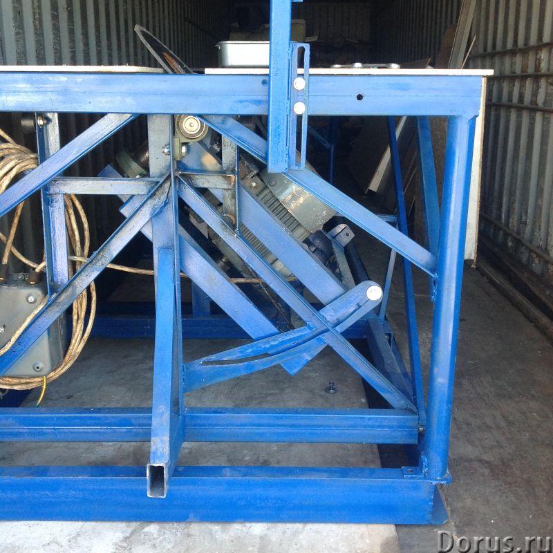 Оборудование для производства СИП-панелей - Промышленное оборудование - Строительство домов из СИП-п..., фото 6