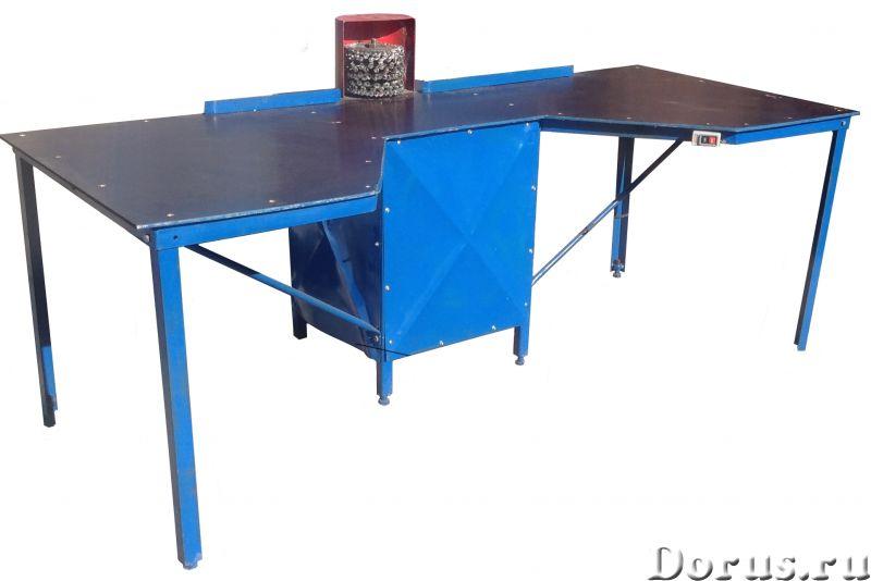 Оборудование для производства СИП-панелей - Промышленное оборудование - Строительство домов из СИП-п..., фото 8