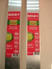Правило для стяжки SOLA - Строительное оборудование - Правило для стяжки пола SOLA предназначено для..., фото 1