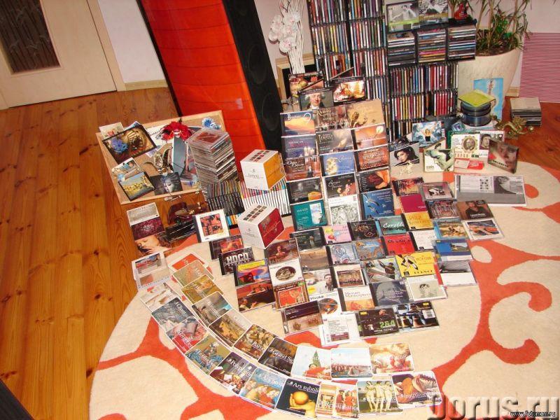 Музыкальная Коллекция на HDD-диске (Lossless) + Hi-Resolution - 16Tb - Диски, кассеты - Редкая, инте..., фото 3