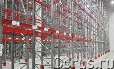 Складские стеллажи под паллеты - Товары промышленного назначения - Изготавливаем складские стеллажи..., фото 1