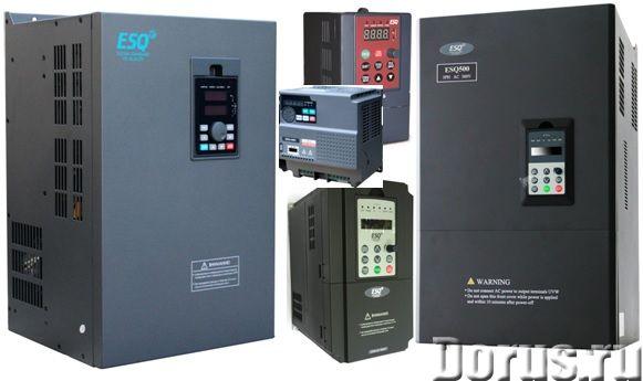 Преобразователь частоты ESQ, ESQ-A500, ESQ-A1000, ESQ-500, ESQ-600, ESQ-760 - Промышленное оборудова..., фото 1