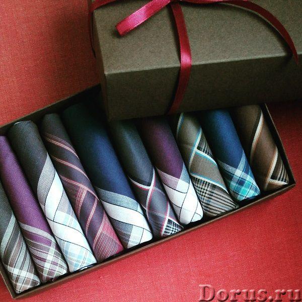 Качественные носовые платки из Чехии - Прочие товары - Мужские носовые платки Каталог cotton-silk то..., фото 3