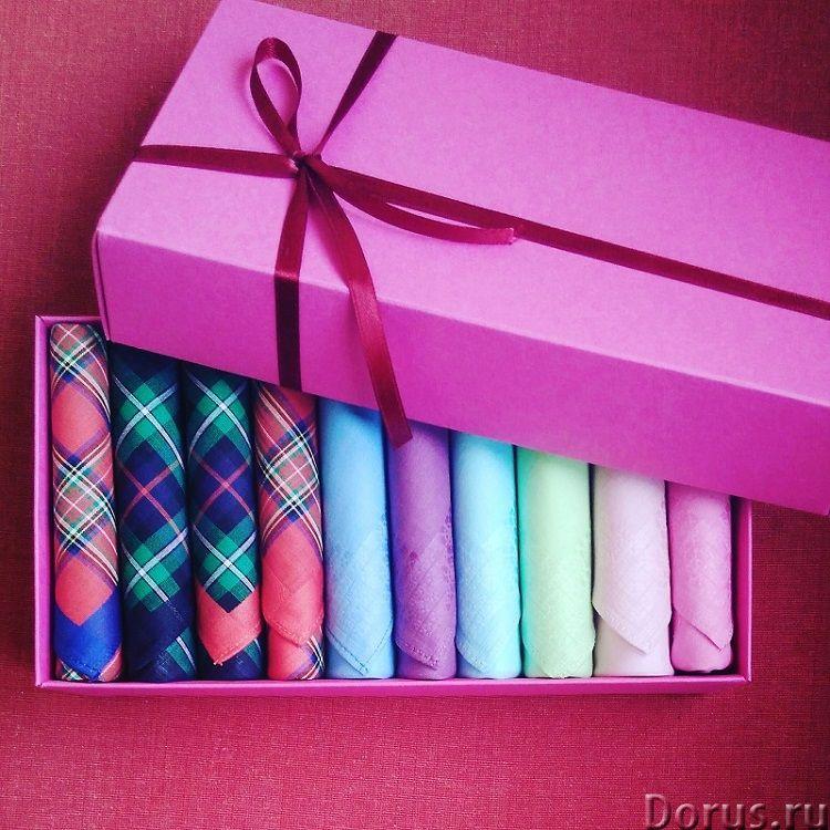 Качественные носовые платки из Чехии - Прочие товары - Мужские носовые платки Каталог cotton-silk то..., фото 4