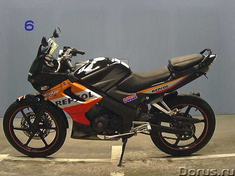 Мотоцикл спортбайк Honda CBR 150 R без пробега РФ - Мотоциклы, мопеды - Мотоцикл спортбайк Honda CBR..., фото 2