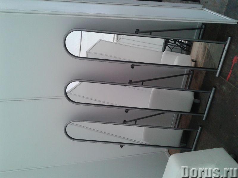 Аренда зеркал, зеркала аренда - Прочая мебель - Аренда выставочного конструктива, аренда ширм; Аренд..., фото 2