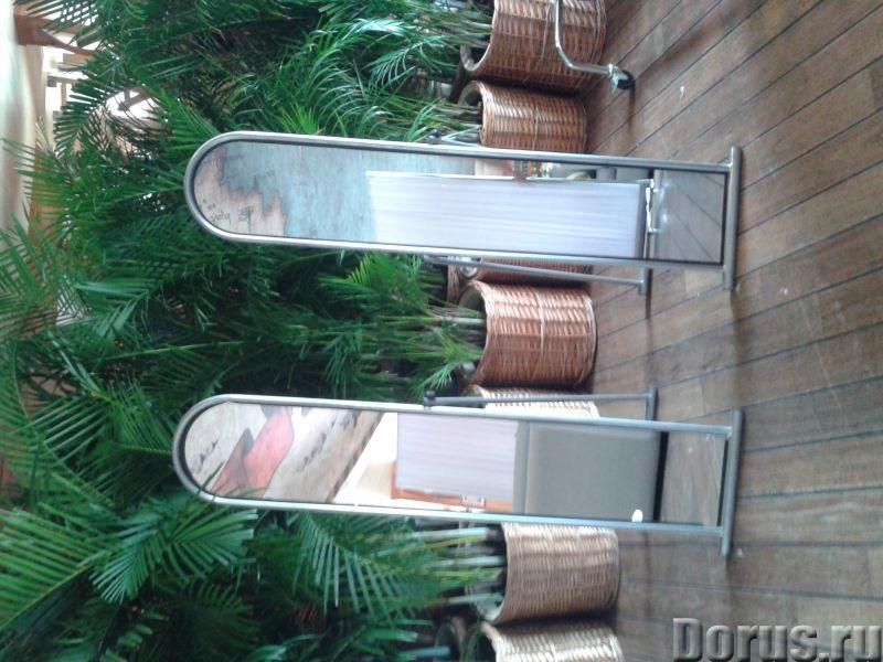 Аренда зеркал, зеркала аренда - Прочая мебель - Аренда выставочного конструктива, аренда ширм; Аренд..., фото 3