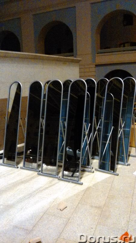 Аренда зеркал, зеркала аренда - Прочая мебель - Аренда выставочного конструктива, аренда ширм; Аренд..., фото 6