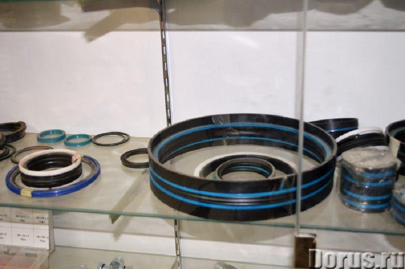 Комплектующие для ремонта гидроцилиндров - Запчасти и аксессуары - Поставка комплектующих для ремонт..., фото 2
