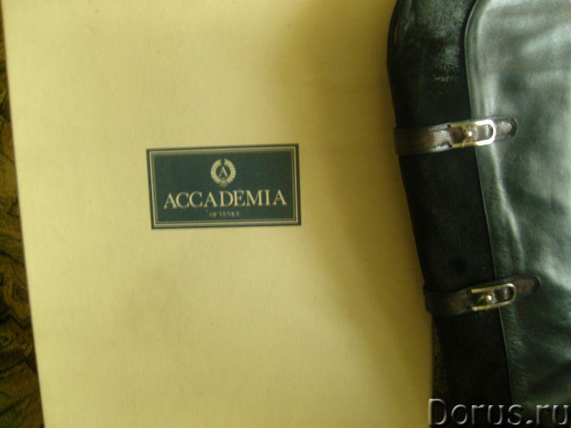 Демисезонные сапоги из натуральной кожи - Одежда и обувь - Продаются демисезонные сапоги из натураль..., фото 4