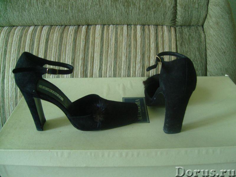 Туфли из натуральной замши - Одежда и обувь - Продаются туфли из натуральной замши. Мало б/у. В отли..., фото 3