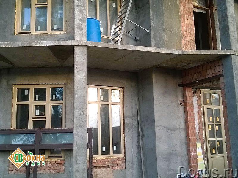 Деревянные евроокна - Материалы для строительства - Вы получаете * Качественные и долговечные окна и..., фото 2