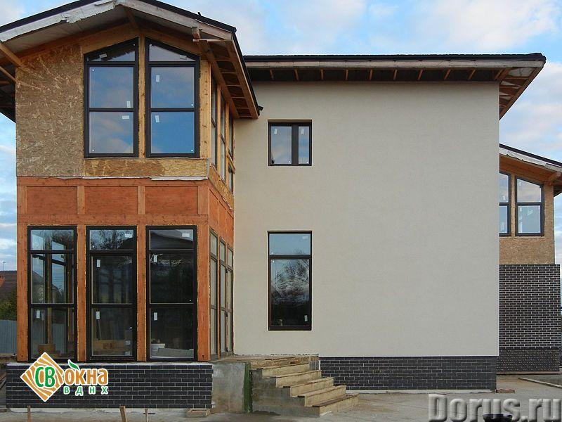 Деревянные евроокна - Материалы для строительства - Вы получаете * Качественные и долговечные окна и..., фото 3