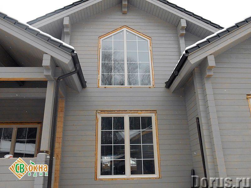 Деревянные евроокна - Материалы для строительства - Вы получаете * Качественные и долговечные окна и..., фото 4