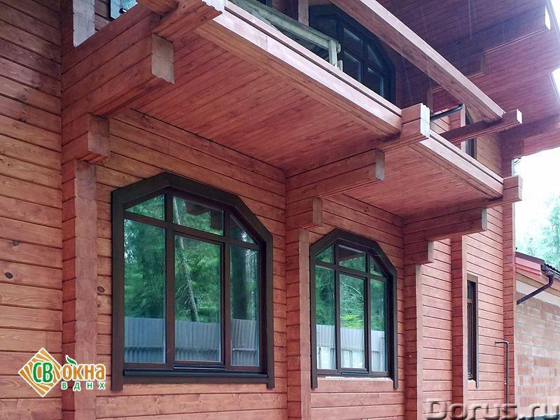 Деревянные евроокна - Материалы для строительства - Вы получаете * Качественные и долговечные окна и..., фото 5