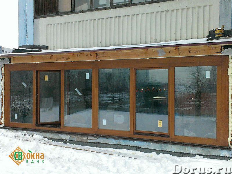 Деревянные евроокна - Материалы для строительства - Вы получаете * Качественные и долговечные окна и..., фото 6