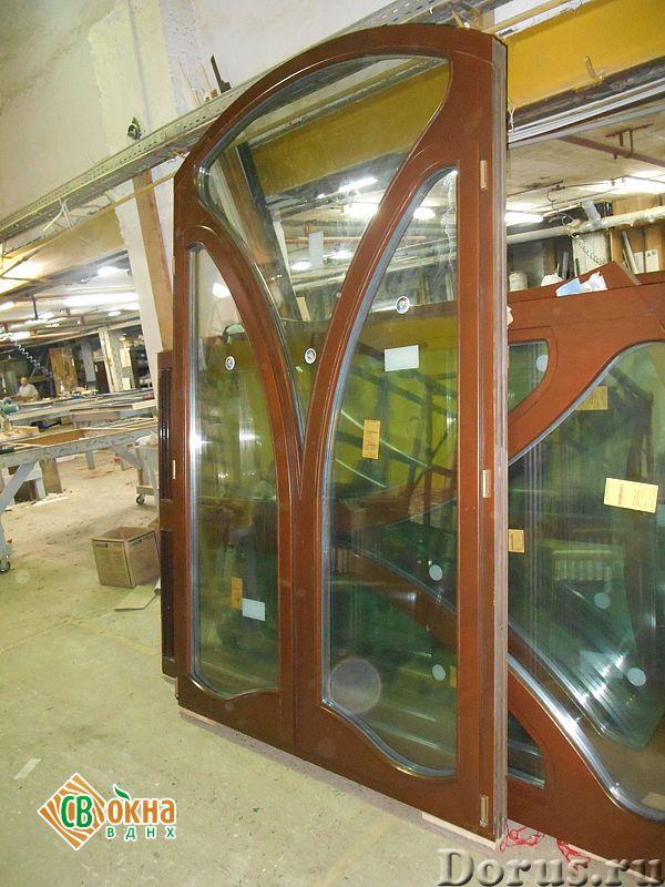Деревянные евроокна - Материалы для строительства - Вы получаете * Качественные и долговечные окна и..., фото 7