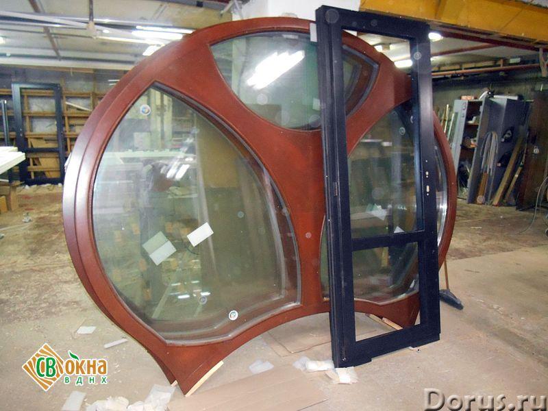 Деревянные евроокна - Материалы для строительства - Вы получаете * Качественные и долговечные окна и..., фото 8